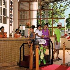 Отель The Oasis at Sunset питание фото 2