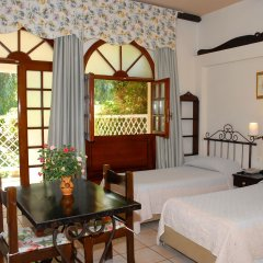 Отель Spiti Prifti комната для гостей