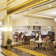Отель Crystal Palace Luxury Resort & Spa - All Inclusive Сиде интерьер отеля фото 2