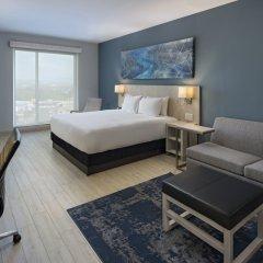 Отель Hyatt Place San Pedro Sula Гондурас, Сан-Педро-Сула - отзывы, цены и фото номеров - забронировать отель Hyatt Place San Pedro Sula онлайн комната для гостей фото 2