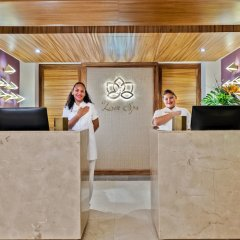 Отель Hyatt Zilara Cancun - All Inclusive - Adults Only Мексика, Канкун - 2 отзыва об отеле, цены и фото номеров - забронировать отель Hyatt Zilara Cancun - All Inclusive - Adults Only онлайн интерьер отеля фото 2
