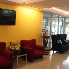 The Canal Hotel Бангкок интерьер отеля