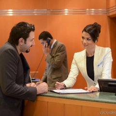 Отель Swiss-Belhotel Sharjah интерьер отеля
