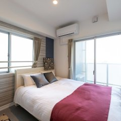 Residence Hotel Hakata 14 Фукуока комната для гостей фото 4