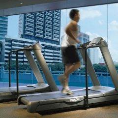 Singapore Marriott Tang Plaza Hotel фитнесс-зал фото 2