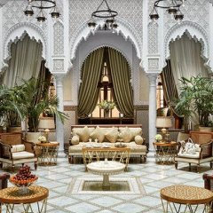 Отель Royal Mansour Marrakech Марракеш