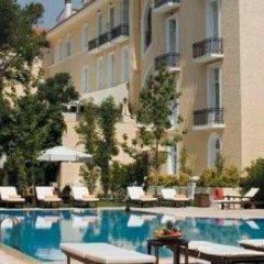 Отель Pentelikon Греция, Кифисия - отзывы, цены и фото номеров - забронировать отель Pentelikon онлайн бассейн фото 2