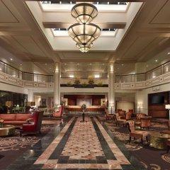 Omni Severin Hotel интерьер отеля
