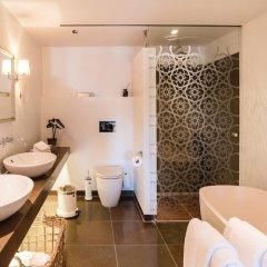 Отель Nimb Hotel Дания, Копенгаген - отзывы, цены и фото номеров - забронировать отель Nimb Hotel онлайн ванная фото 3