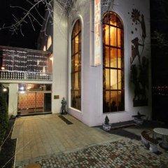 Гостиница Урарту вид на фасад