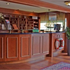 Отель Botel Albatros интерьер отеля фото 3