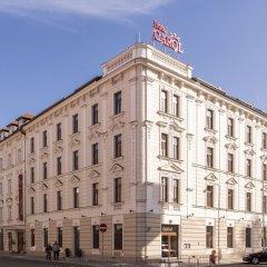 Отель Carol Прага городской автобус