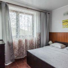 Мини-Отель Внучка Москва комната для гостей фото 4