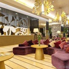 Отель Barceló Royal Beach Болгария, Солнечный берег - 1 отзыв об отеле, цены и фото номеров - забронировать отель Barceló Royal Beach онлайн интерьер отеля