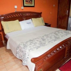 Abidap Hotel and Suites International удобства в номере
