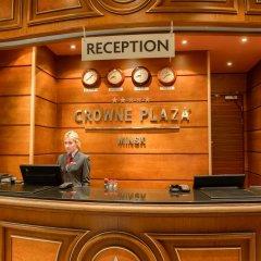 Гостиница Crowne Plaza Minsk Беларусь, Минск - 4 отзыва об отеле, цены и фото номеров - забронировать гостиницу Crowne Plaza Minsk онлайн фото 8
