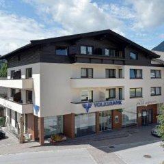 Отель Appartements Herold Австрия, Зёлль - отзывы, цены и фото номеров - забронировать отель Appartements Herold онлайн вид на фасад