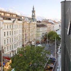 Отель Nh Collection Wien Zentrum Вена балкон