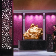 Отель Shangri-la Бангкок сауна