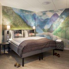 Отель Scandic Flesland Airport комната для гостей фото 3