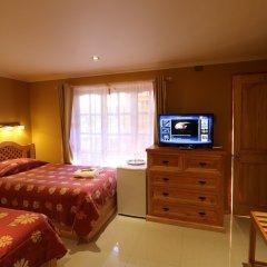 Hotel Corvatsch сейф в номере