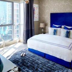 Апартаменты Dream Inn Dubai Apartments - Burj Residences Дубай комната для гостей фото 4
