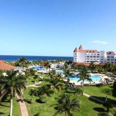 Отель Gran Bahia Principe Jamaica Hotel Ямайка, Ранавей-Бей - отзывы, цены и фото номеров - забронировать отель Gran Bahia Principe Jamaica Hotel онлайн балкон