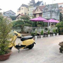 Отель Bao Han Villa Далат городской автобус