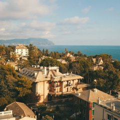 Astor Hotel балкон