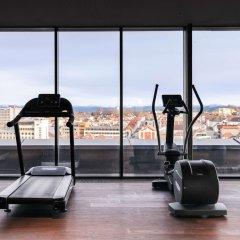 Отель Radisson Blu Atlantic Ставангер фитнесс-зал фото 3