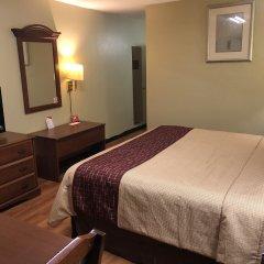Отель Red Roof Inn Meridian комната для гостей