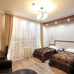 Мини-отель Таёжный комната для гостей фото 4