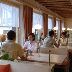 Отель Bünda Davos Швейцария, Давос - отзывы, цены и фото номеров - забронировать отель Bünda Davos онлайн питание фото 3