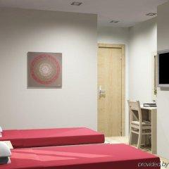 Отель Hostal Santel San Marcos комната для гостей