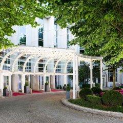 Munich Marriott Hotel парковка