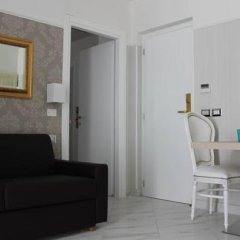 Отель Villa Del Mare Римини комната для гостей фото 6