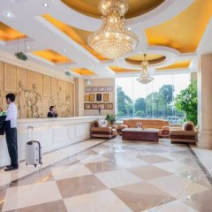 Vienna Hotel Shenzhen Shangjin Center Шэньчжэнь интерьер отеля фото 2