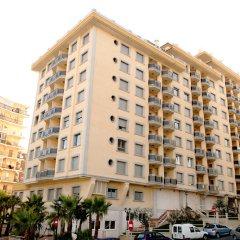 Отель Apartamentos Mediterráneo Real городской автобус