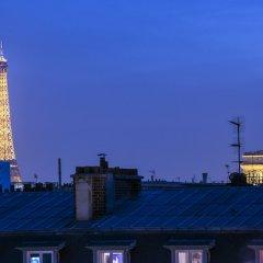 Отель Ampère Франция, Париж - отзывы, цены и фото номеров - забронировать отель Ampère онлайн парковка
