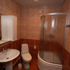 Отель На высоте Уфа ванная фото 2