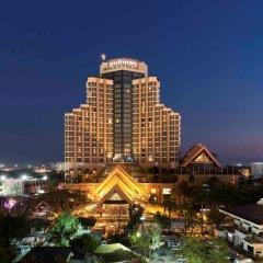 Отель Pullman Khon Kaen Raja Orchid Таиланд, Кхонкэн - отзывы, цены и фото номеров - забронировать отель Pullman Khon Kaen Raja Orchid онлайн фото 2