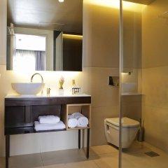 Отель The Y Hotel Греция, Кифисия - отзывы, цены и фото номеров - забронировать отель The Y Hotel онлайн ванная фото 3