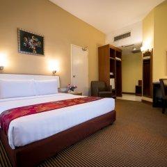 Отель Sentral Kuala Lumpur Малайзия, Куала-Лумпур - отзывы, цены и фото номеров - забронировать отель Sentral Kuala Lumpur онлайн комната для гостей фото 6