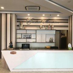 Отель Central Mansion Бангкок ванная