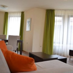 Отель Guest House Laudis Болгария, Банско - отзывы, цены и фото номеров - забронировать отель Guest House Laudis онлайн комната для гостей фото 4