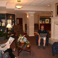 Отель Hampton Inn Jasper интерьер отеля фото 3