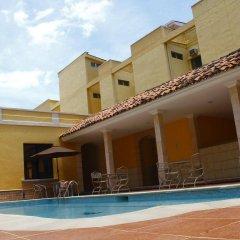 Отель Mac Arthur Гондурас, Тегусигальпа - отзывы, цены и фото номеров - забронировать отель Mac Arthur онлайн бассейн фото 2