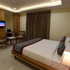 Отель Grand Rajputana Индия, Райпур - отзывы, цены и фото номеров - забронировать отель Grand Rajputana онлайн комната для гостей