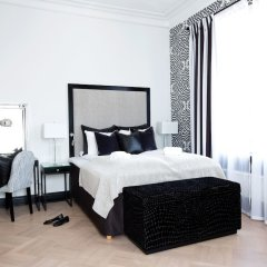Апартаменты Frogner House Apartments Bygdoy Alle 53 Осло комната для гостей фото 23