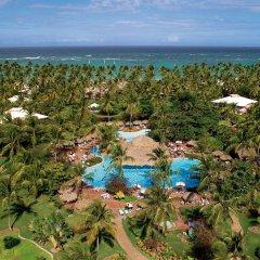 Отель Grand Palladium Punta Cana Resort & Spa - Все включено Доминикана, Пунта Кана - отзывы, цены и фото номеров - забронировать отель Grand Palladium Punta Cana Resort & Spa - Все включено онлайн пляж фото 2